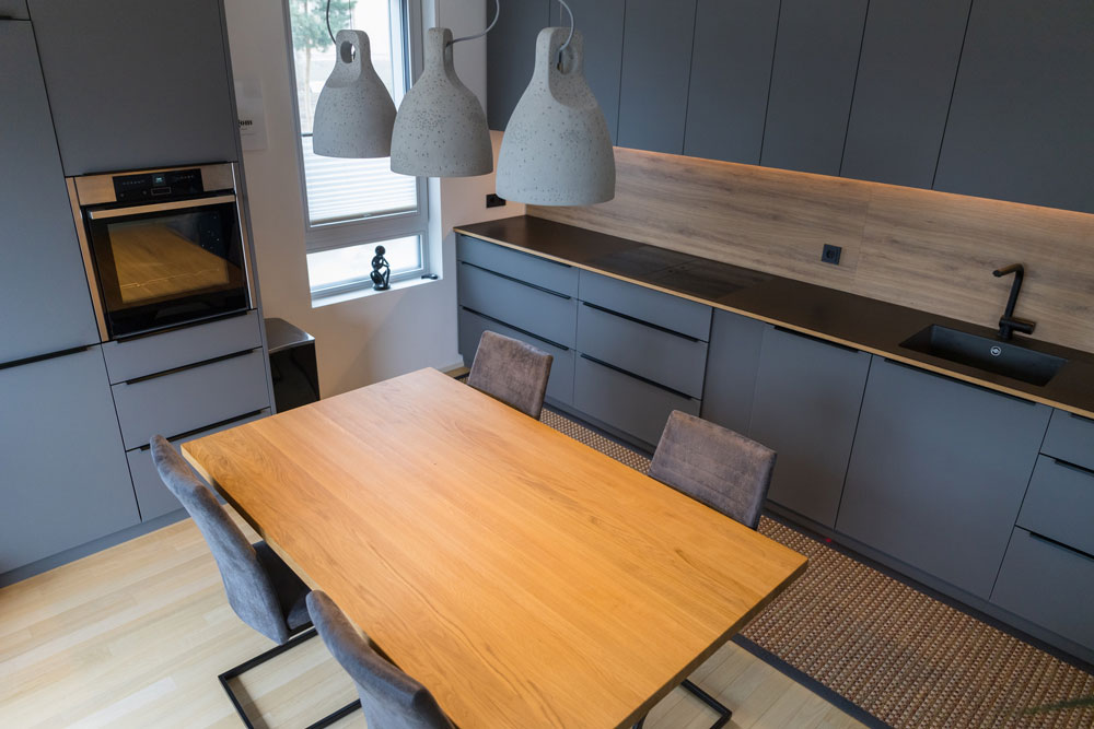 Küchenmöbel aus Eiche | individuell | Massivholz