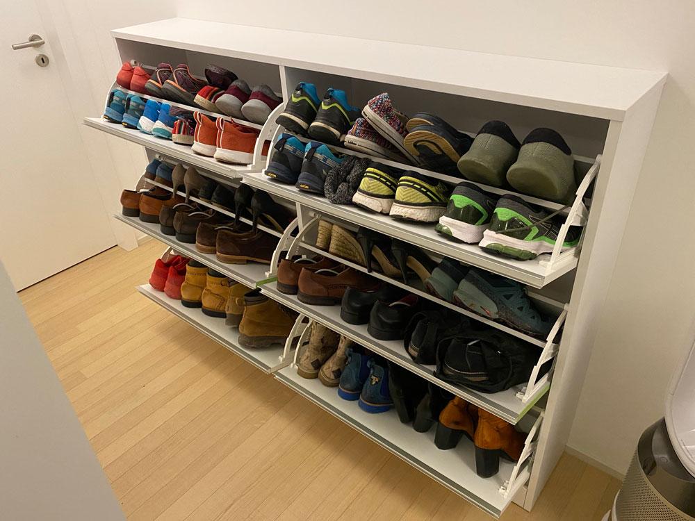 Wohnmöbel Schuhschrank